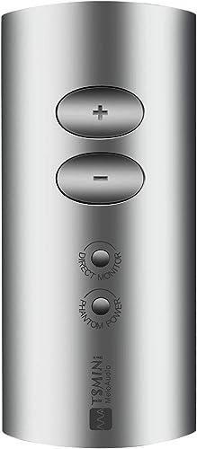 MeloAudio TS MINI Compact Instrument/Microphone Audio Interface