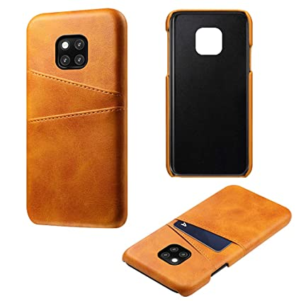 new product 2cb63 d128e for Huawei Mate 20 Pro, MASTAR LLC Leather case Flip: Amazon.in ...