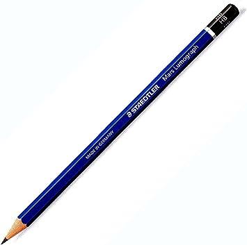 F STAEDTLER Bleistift Mars Lumograph Härtegrad