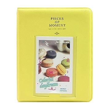 Eillybird - Mini álbum de Fotos para Fujifilm Instax Mini 7s 8 9 ...