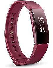Fitbit Inspire et Inspire HR Bracelets d'activité forme, sport & bien-être : jusqu'à 5 jours d'autonomie, étanche, suivi auto. activités et sommeil