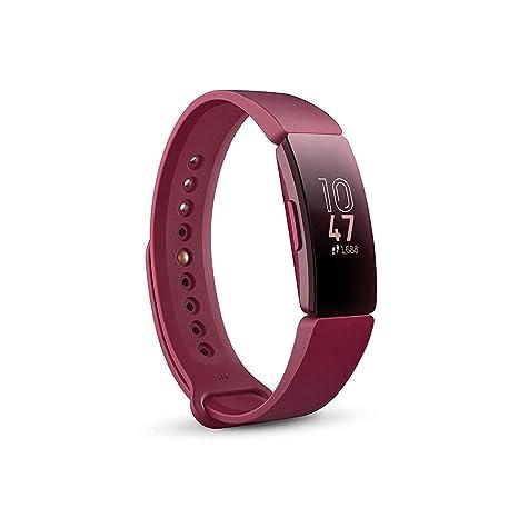 Fitbit Inspire Gesundheits- & Fitness Tracker mit automatischer Trainings Erkennung, 5 Tage Akkulaufzeit, Schlaf- & Schwimm-T