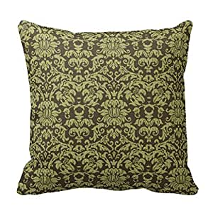 Moroccan Quatrefoil Black And White Pillow Cover