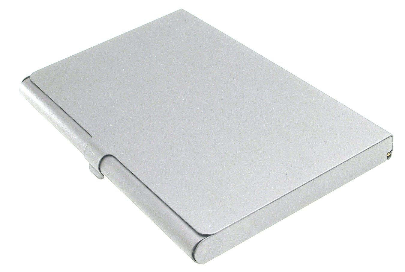 Business Name Case Card Holder Aluminum Assorted Colors by Kikkerland (Image #1)