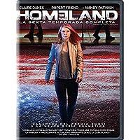 Homeland. Temporada 6 (DVD)