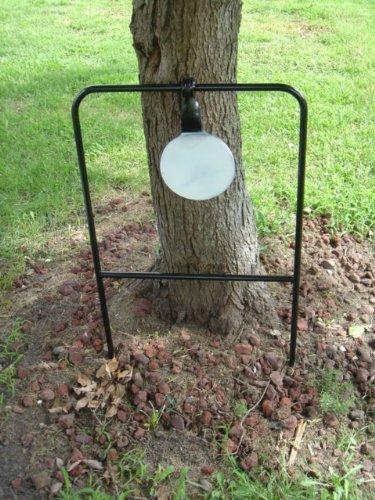 steel swinging target - 4