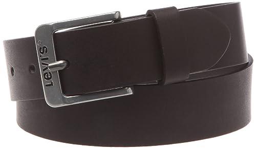 a disposizione A basso prezzo acquista per genuino Levi's Free, Cintura Unisex - Adulto, Nero (Black), 80 cm (Taglia  Produttore: 80)