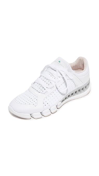 Adidas Climacool Revolution Adidas by Stella McCartney Shoes Women WhiteBlackEcho PinkGreen P8j44