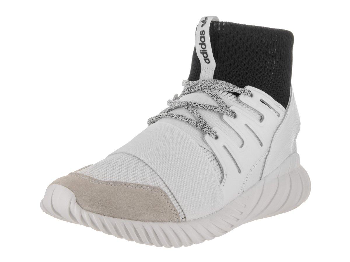 adidas Men's Tubular Doom Originals Running Shoe B06W2FW9BL 8 D(M) US White/Core Black
