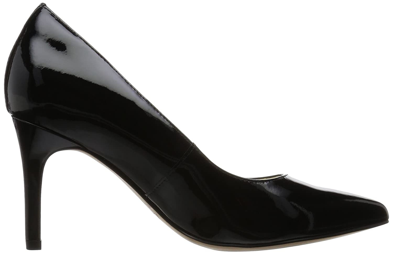Clarks Dinah Keer Damen (schwarz Pumps Schwarz (schwarz Damen Pat) 282515