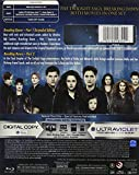 The Twilight Saga: Breaking Dawn, Parts 1 & 2 (Extended Edition) (Blu-ray + Digital Copy + Ultraviolet)