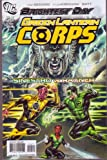 Brightest Day-GREEN LANTERN CORPS # 54 (Jan 2011) Sinestro vs Rayner
