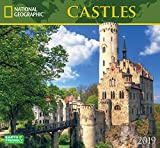National Geographic Castles 2019 Wall Calendar