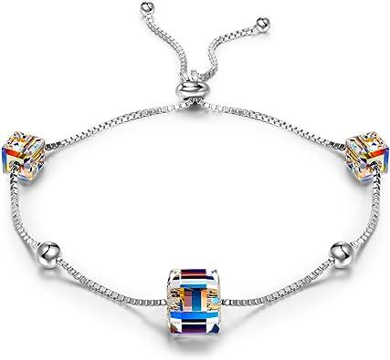 bracelet swarovski personnalise