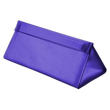 Xinvision (Púrpura PU Bolsa para Dyson Airwrap/Supersonic Secador de Pelo,Viajes Almacenamiento Funda Protectora de la Caja del Bolso: Amazon.es: Hogar