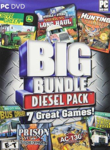 Big Bundle: Diesel Pack - PC (Bundle) (John Deere Video Game)