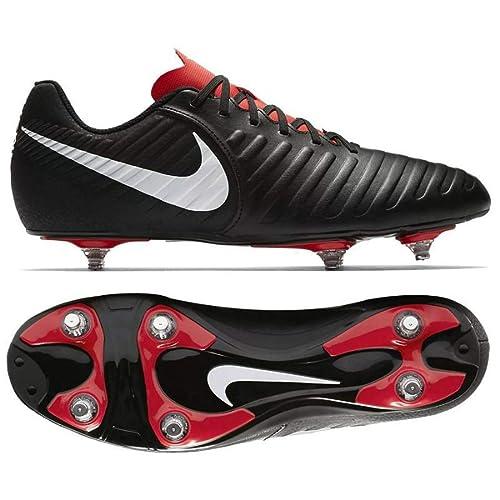 official photos 961ae 8721a Nike Legend 7 Club SG, Scarpe da Calcetto Indoor Uomo, Multicolore (Black/