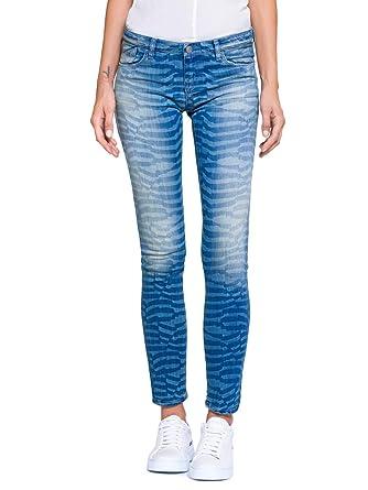 Armani Jeans - Pantalones Mujer: Amazon.es: Ropa y accesorios