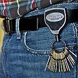 Key-Bak Super48 HD 8oz. Locking Retractable Key