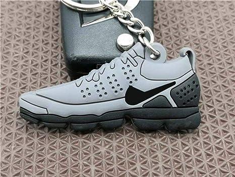 VYZSD Lindo Mini Zapatos de Silicona Llavero Bolso de Mujer ...