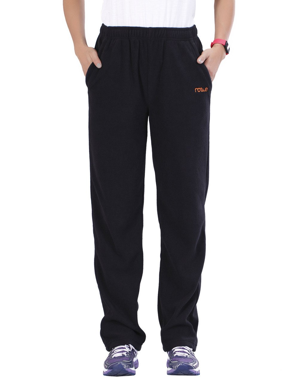 d87a5a3f83999 Nonwe Women s Outdoors Casual Fleece Hiking Sweat Pants product image