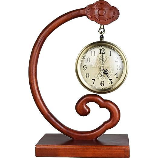 GYC . Relojes de Mesa para la Sala de Estar Decoración Dormitorio ...