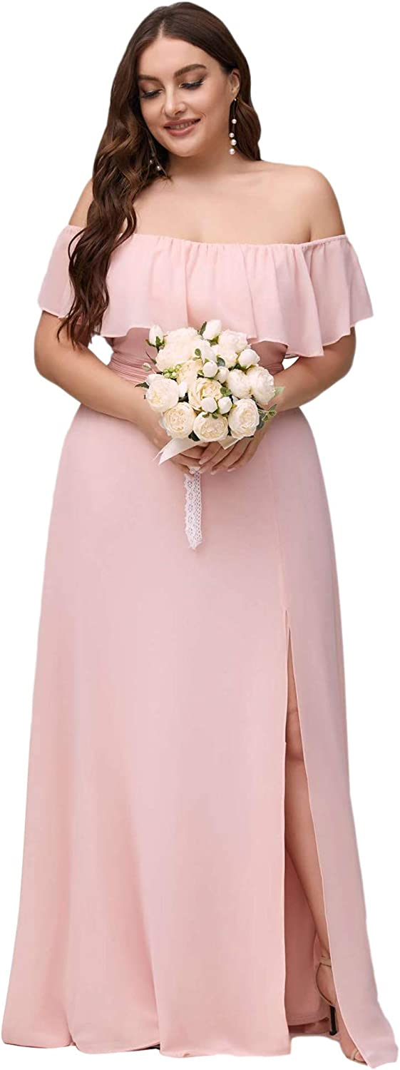 Top 10 Garden Wedding Dresses For Guests Plus Size