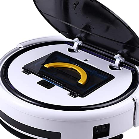 Amazon.com: FAIYIWO ilife V5 Vacuum Cleaning Robot LCD Touch Remote ...