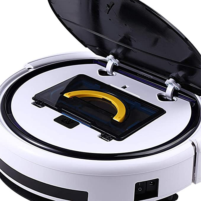 Amazon.com: FAIYIWO ilife V5 Vacuum Cleaning Robot LCD Touch ...