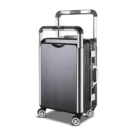 377bc351a971 Amazon.com: Luggage Universal Wheel Couple Suitcase Men and Women ...