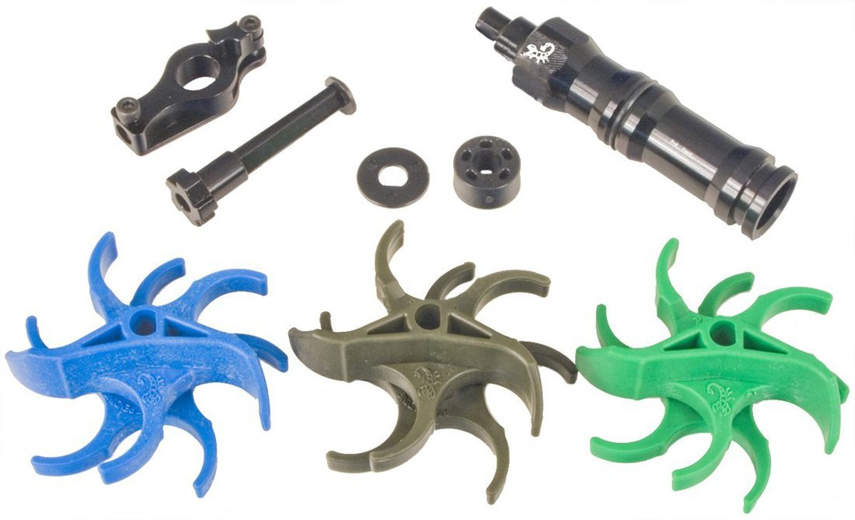 Lapco Deluxe Cyclone Feed Upgrade Combo by LAPCO