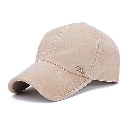 Vollter Moda Gorras de Béisbol de Hombres al Aire Libre Sombrero de Algodón  Sombrero de Sol 10cade4428c