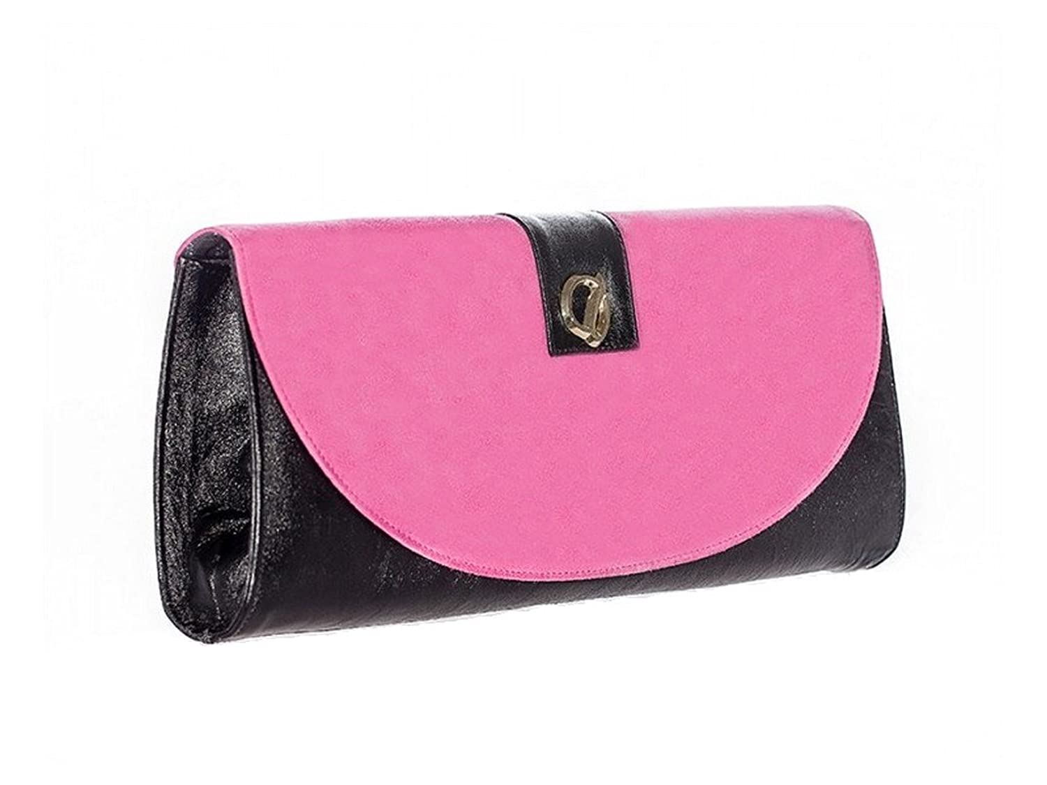This Beautiful Clutch That Can Take You From Drinks with Friends to the Gala.