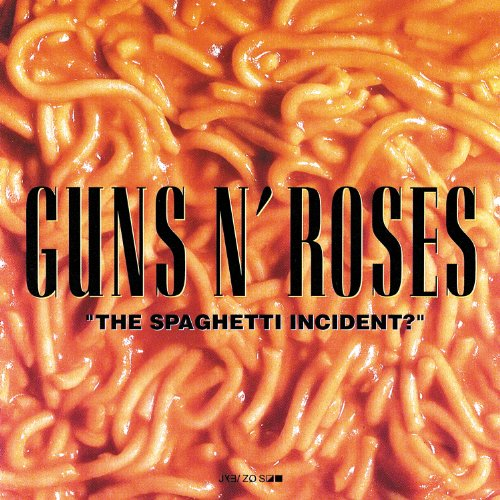 Spaghetti Incident Explicit Guns Roses