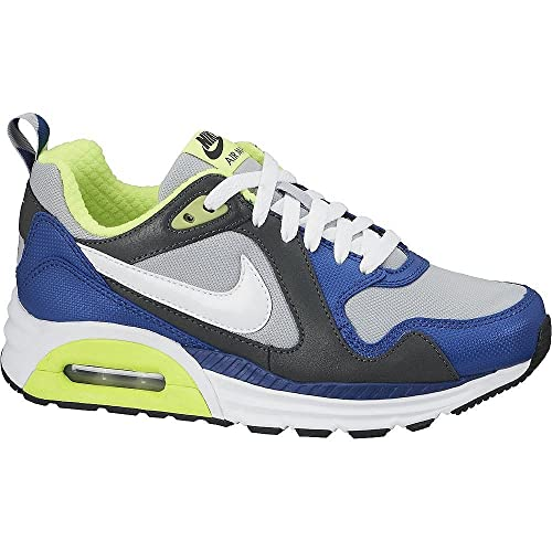 Nike Air Max Trax (GS) Zapatillas para Niño Color Azul/Negro/Gris