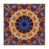 CafePress - Digital Southwest Design - Tile Coaster, Drink Coaster, Small Trivet