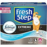 Fresh Step Extreme with Febreze Freshness Clumping Cat Litter, 20 lb