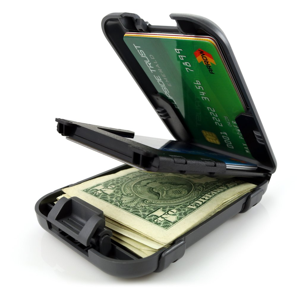 Amazon.com: Flipside Wallets - Billetera con bloqueo de ...