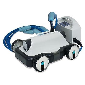 050176b6 Kokido E-Klean - Robot limpiafondos automático para piscinas, 17.000 l/h:  Amazon.es: Jardín