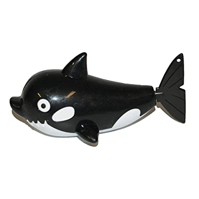 Happy Home Gifts Wind Up Sea Animal Orca Whale: Toys & Games