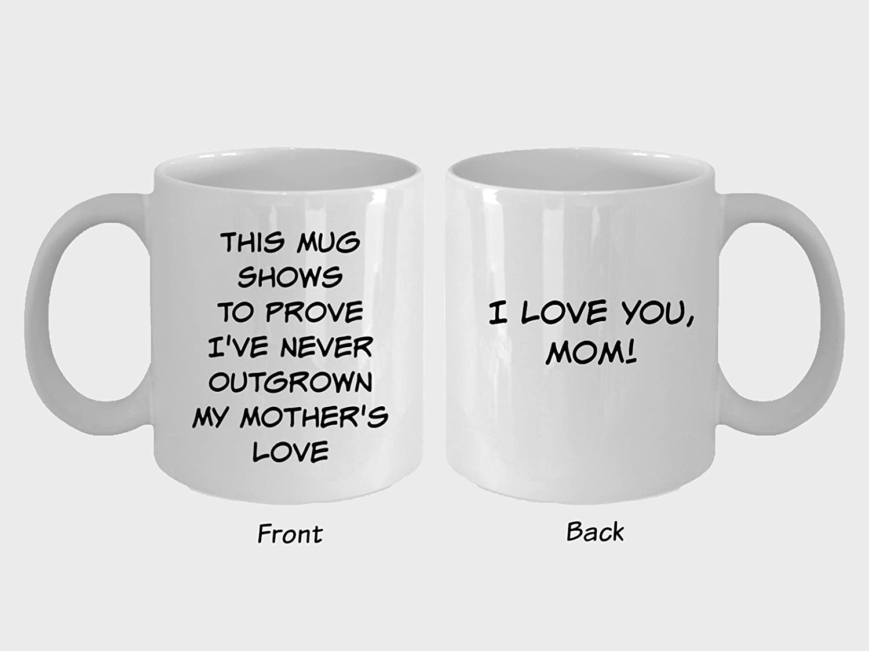 Custom Gold Floral Monogram Name Coffee Mug Microwave Dishwasher Safe Ceramic