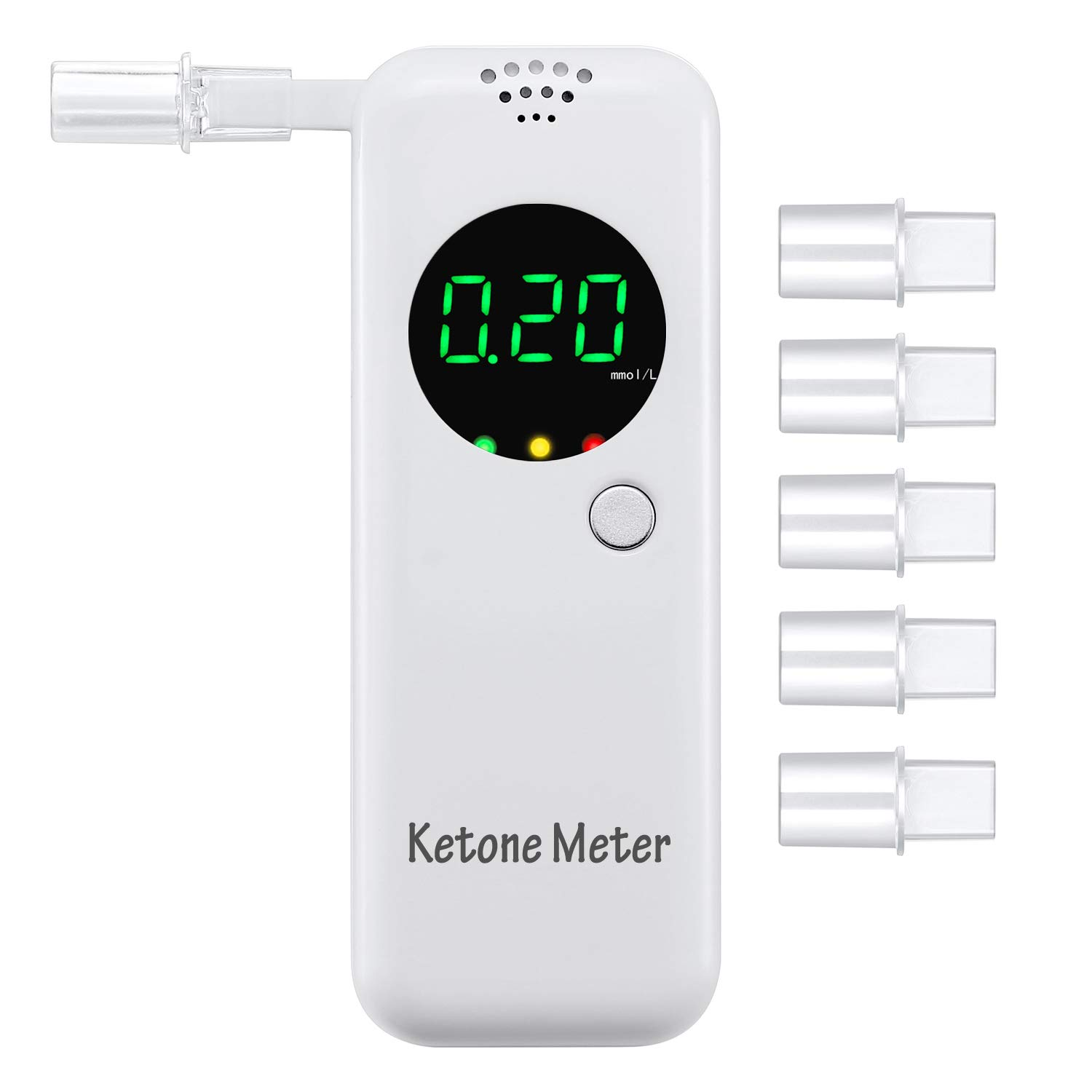 Ketone Breath Analyzer Breath Meter