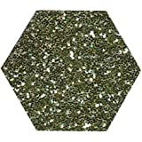 100G SEA GREEN GLITTER ULTRA FINE WINE GLASS ART AND CRAFT NAIL ART SCRAPBOOKING NON TOXIC
