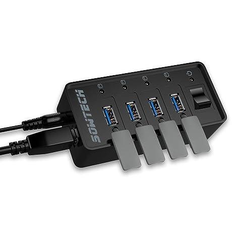 HD-Line alimentación Cargador para Ordenador portátil – Cargador Adaptador de Corriente Cable de Carga