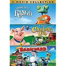 Rango/Charlotte's Web/Barnyard 3-Movie Collection