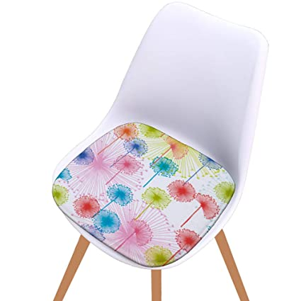 Amazon Hot SaleDEESEETMPrinted Cotton Seat Pad Outdoor