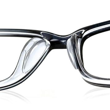 9829cf8ead7 ewinever(TM) 10pcs 2.5mm Eyeglass Sunglass Glasses Spectacles Anti-Slip  Silicone Soft