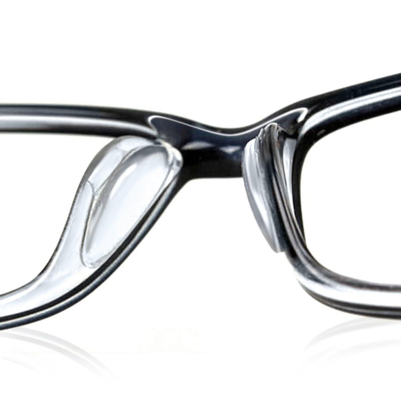 Pastiglie per occhiali da vista in silicone morbido antiscivolo JYbSfkd