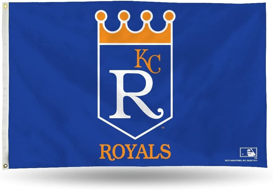 MLB Royals Retro Banner Flag