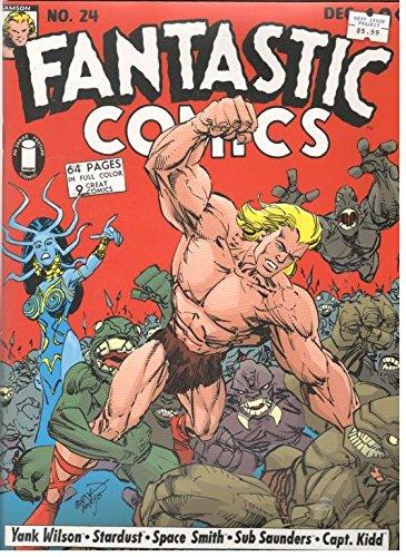 Fantastic Comics #24 / One-Shot / Next Issue Project pdf